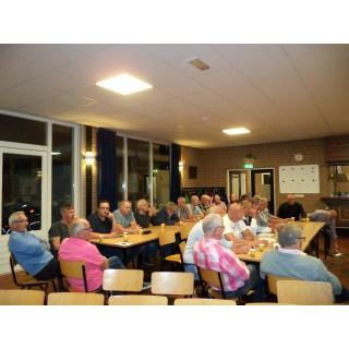 2-de Ledenvergadering in het bestaan van het Knollenkoor