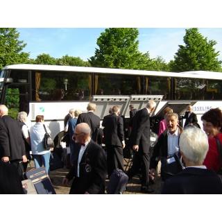 Koorreis naar Sweykhuizen Limburg 26 - 29 mei 2005