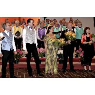 Zeer geslaagd concert 27 mei 2016 in teken van opera en operette