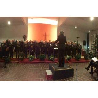 Kerstconcert Apollo op RTV Baarn en op Radio Soest
