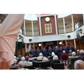 Optreden in Verpleeghuis Daelhoven te Soest