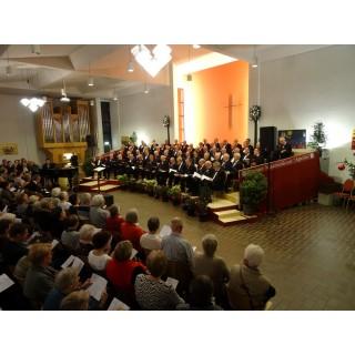 Bijzonder geslaagde Kerstconcerten 2015